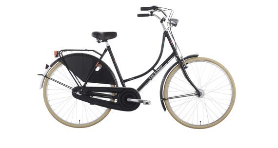 Ortler Van Dyck Hollandsk cykel sort